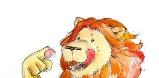 5 leão