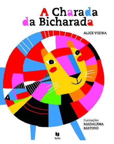 Livro de Alice Vieira - A Charada da Bicharada