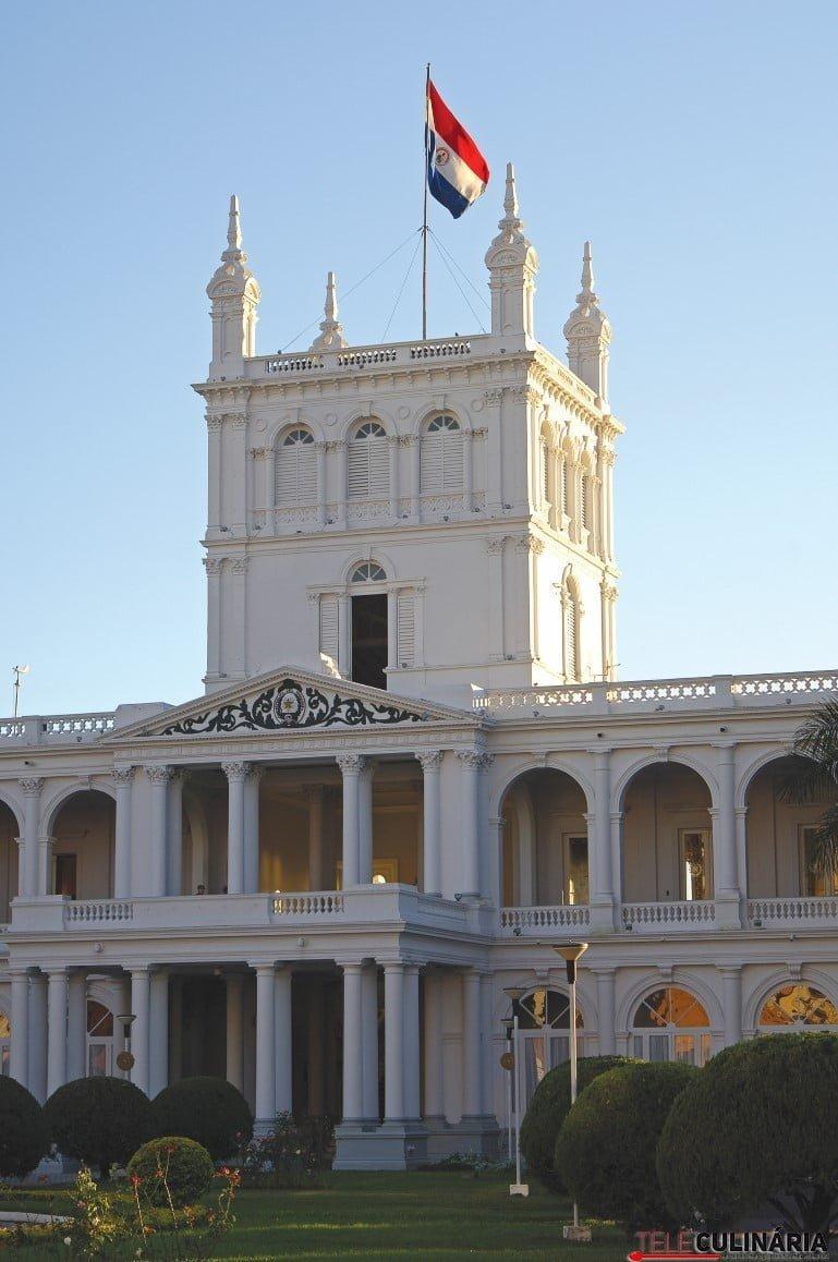 Paraguai (Custom)