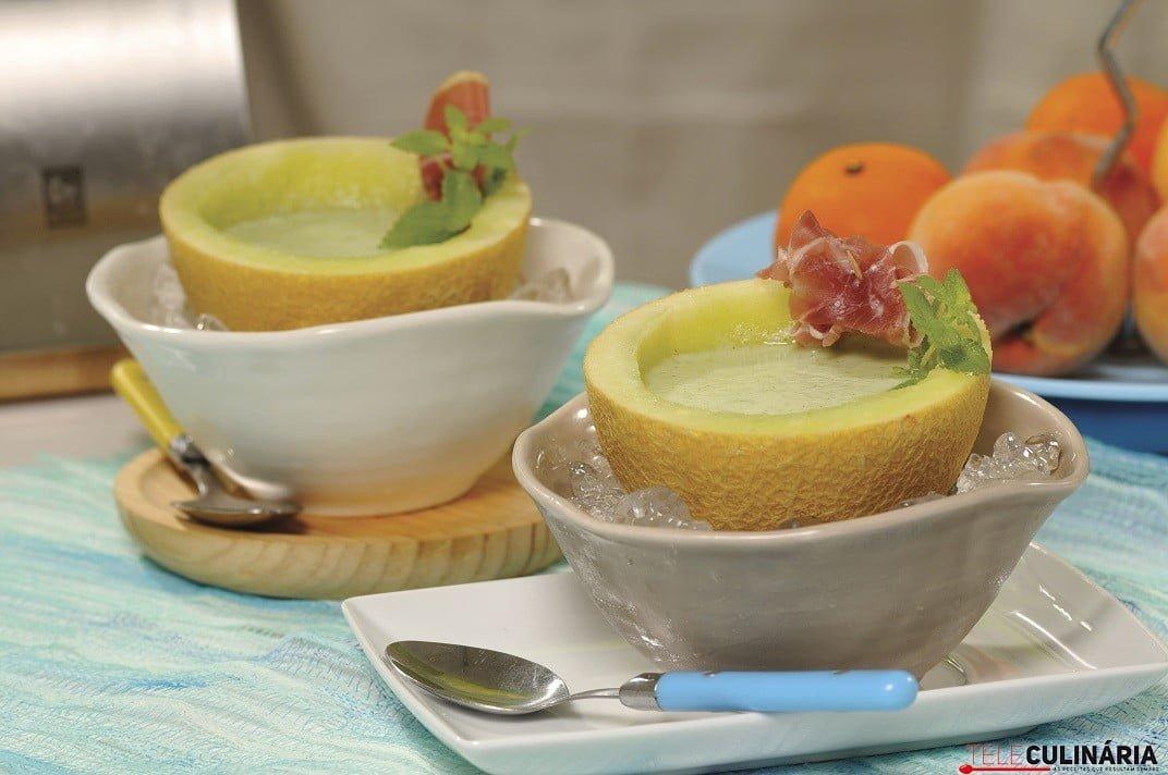 Sopa de Meloa