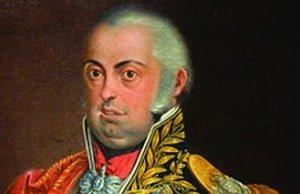 Receitas com história – D.João VI