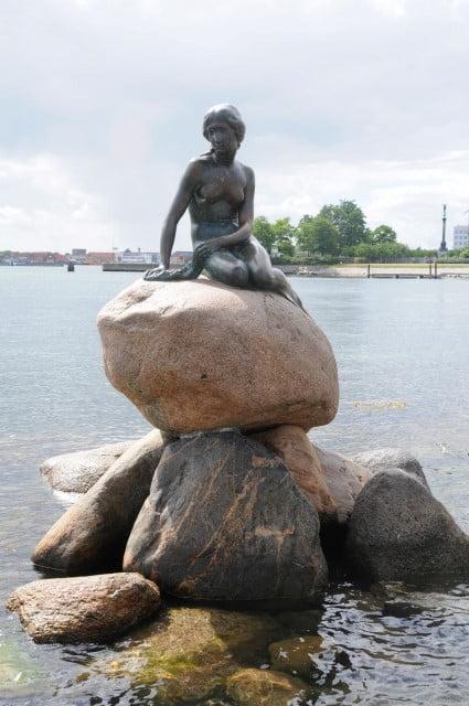 Pequena Sereia - Copenhaga