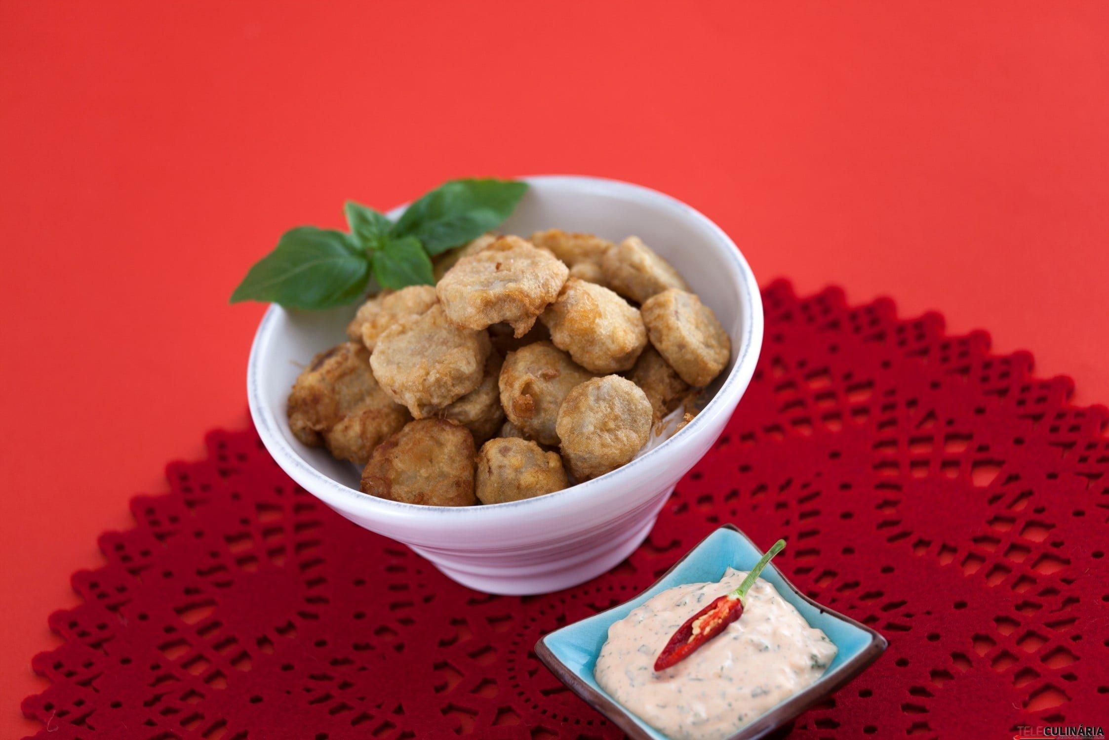 Inhame Frito com Molho Picante-TC_005 (Custom)