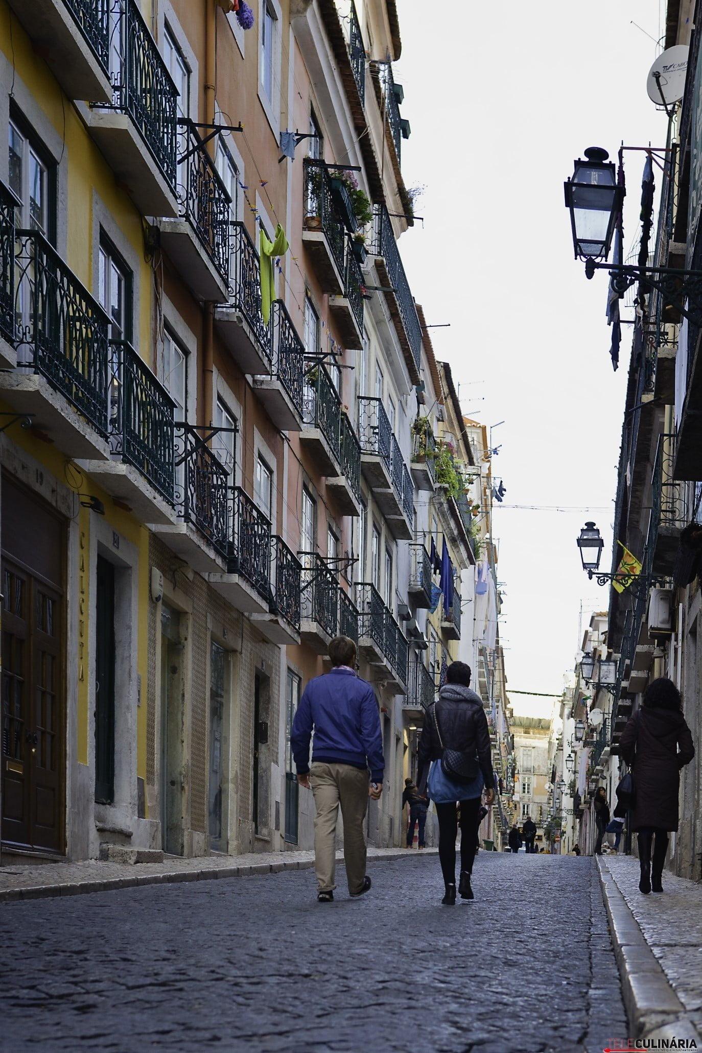 Lisboa-Bairro Historico (Custom)