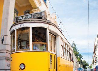 Lisboa Eléctrico amarelo Custom e1425460958907
