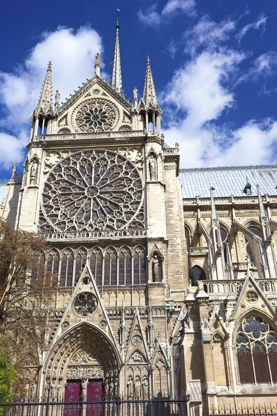 Notre Dame-Paris-França (Custom)