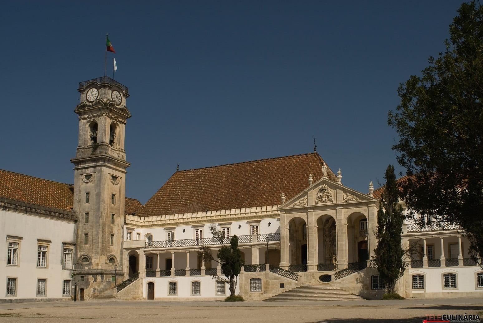 Roteiro - Coimbra