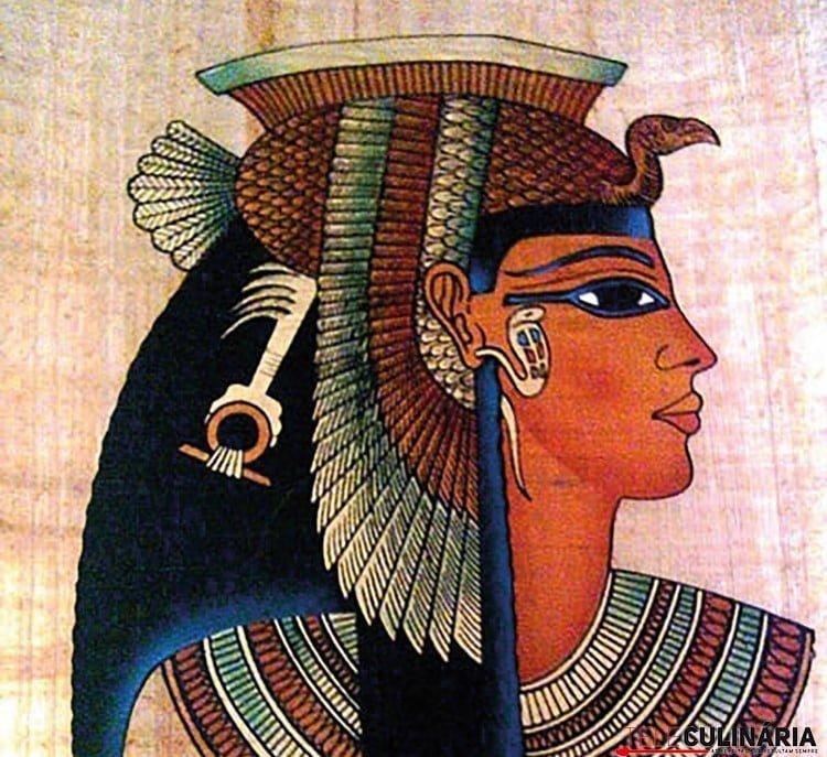 Receitas com História – Cleópatra