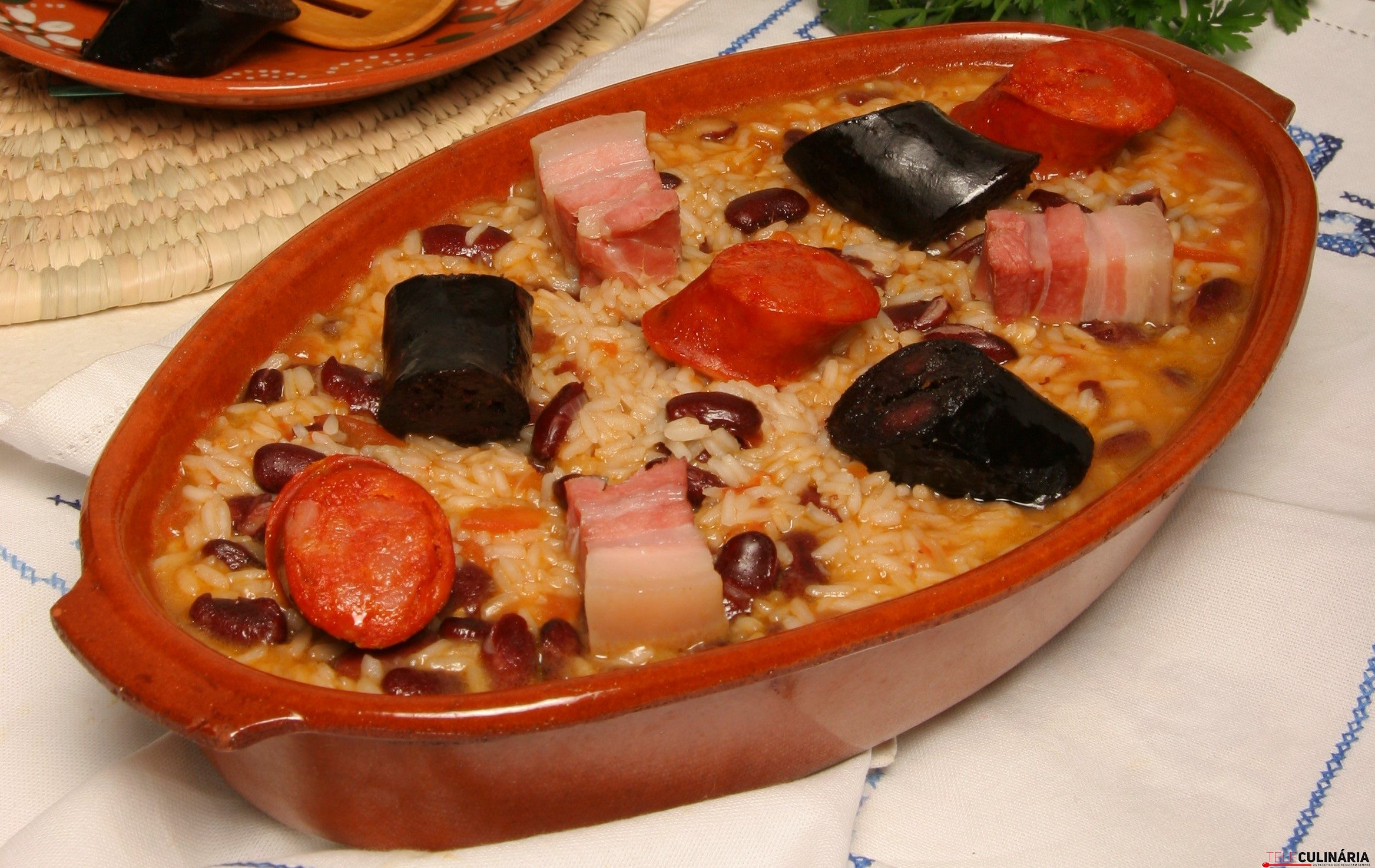 Arroz de Feijao c Enchidos 03