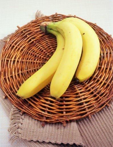 Banana - prática e barata