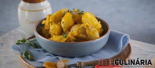 Batatas de Bombaim