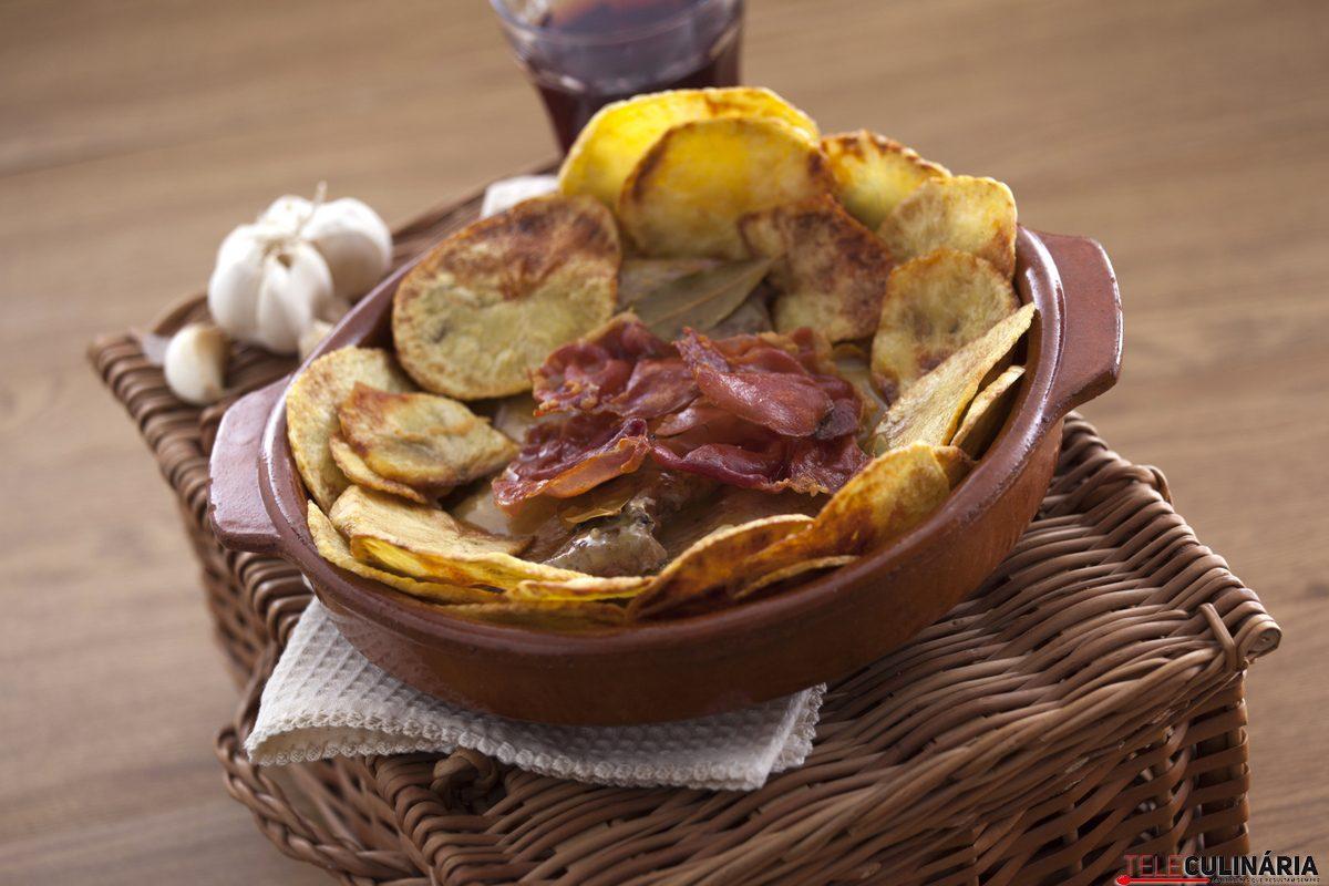 Bife à Portuguesa