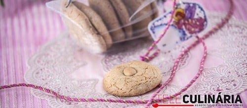 Biscoitos de canela com amendoa TC 003 D
