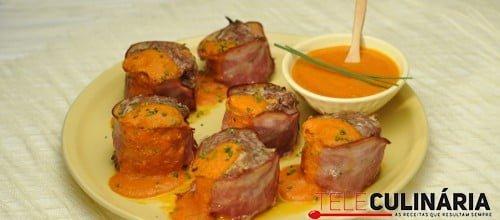 Bolinhos de carne picada 10 D