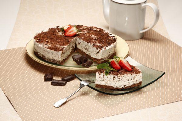 cheesecake stracciatella