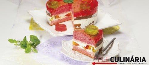 Bolo de gelatina 10 D