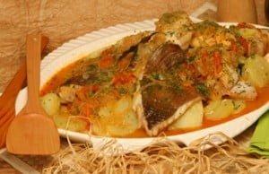 Caldeirada de peixe