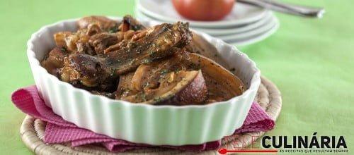Carne de Porco Agridoce TC 009 D
