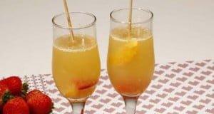 Champanhe cocktail