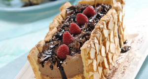 Charlote chocolate Robot Cozinha
