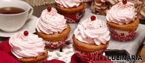 Cupcake de baunilha 1 DETALHE