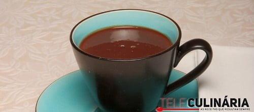 Doçura de chocolate e caramelo