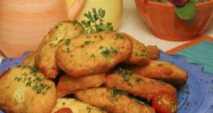 Fritos de bacalhau