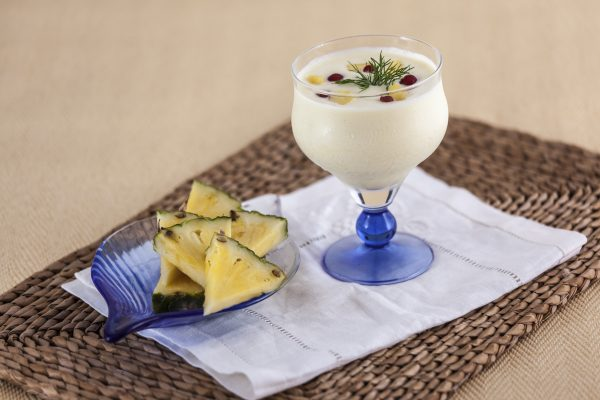 Mousse de Ananas TC 003