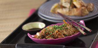 Noodles com Frango e Legumes TC 004