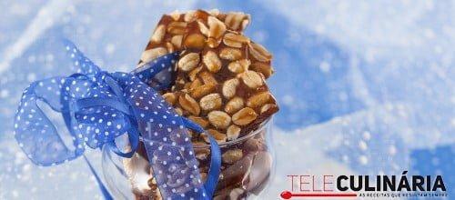 Nougat de amendoim TC 003 D