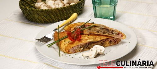 Omeleta a camponesa 2 D