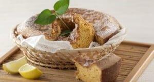 Pão-de-ló de citrinos