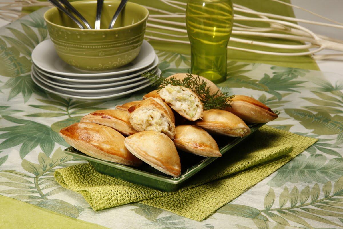 Pasteis de bacalhau no forno 2