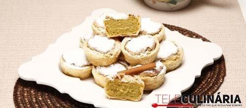 Pasteis doces de favas 7 DETALHE