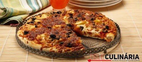 Pizza de frango 2 D
