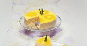 receita de pudim fresco de ananás