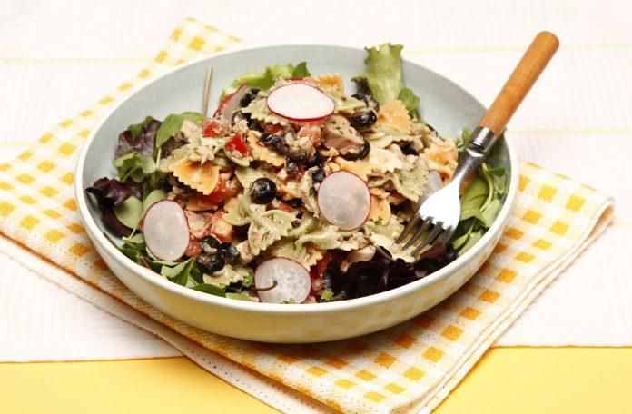 Salada de massa com atum 3