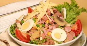 Salada da casa