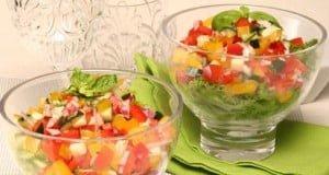 Salada gaspacho