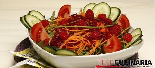 Salada antioxidante