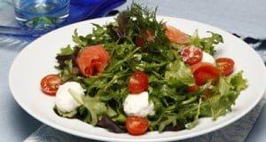 Salada nórdica