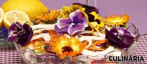 Salada de Flores 3 Detalhe