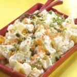 Salada alemã de batata