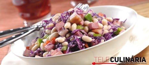 Salada quente 5 D