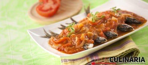 Sardinhas de tomatada