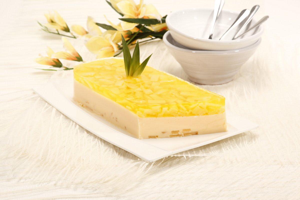 Sobremesa de ananas 3