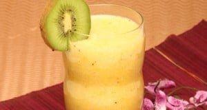 Super milk shake de frutas