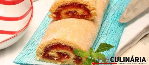 Torta Enrolada