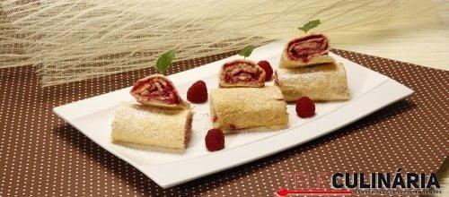 Tortinhas com doce
