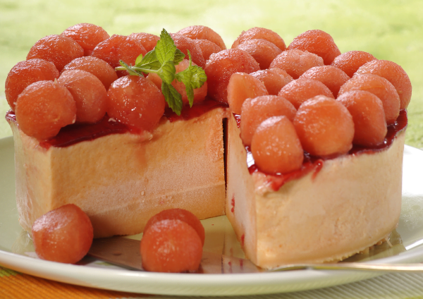bavaroise de melancia